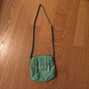 Marc by Marc Jacobs turquoise handbag