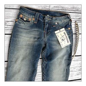 ✨True Religion Premium Basic Legging Jeans✨