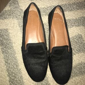 Banana republic pony hair flats