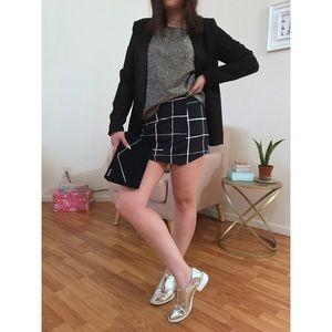 Black H&M Tuxedo Blazer