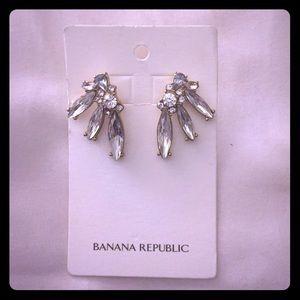 BR Crystal Earrings