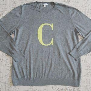 "OLD NAVY Women's Gray Sweater ""C""  XL/XXL"