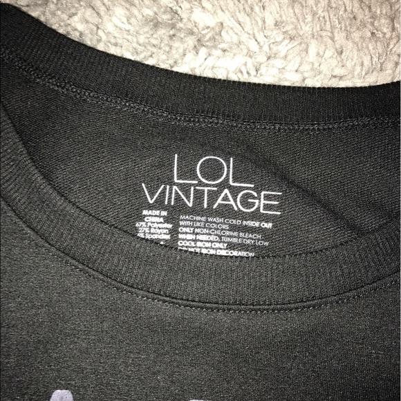 Nordstrom Tops - LOL vintage long sleeve