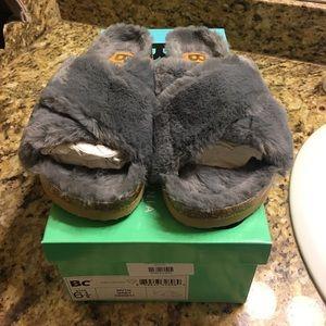 BC Footwear Myth Sandal-Grey
