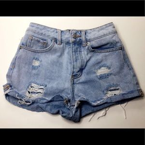 Brandy Melville ripped hot shorts