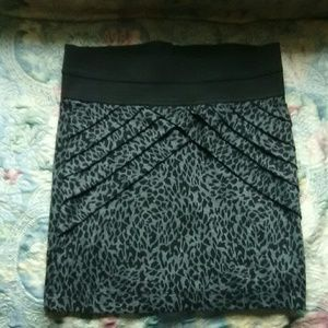 Wet Seal Pencil Skirt