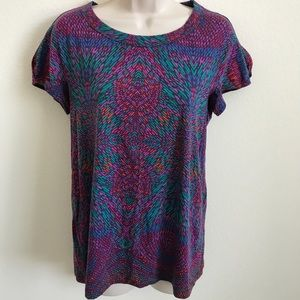 Large Marc by Marc Jacobs Abstract Shirt