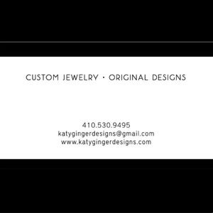 Katy Ginger Designs Jewelry - KATY GINGER DESIGNS Angelic Hoops