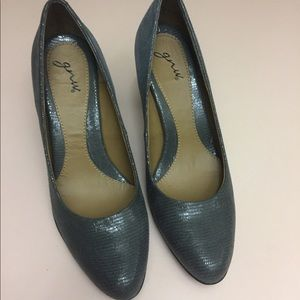 Shoes - Geni pumps gray, brand new!
