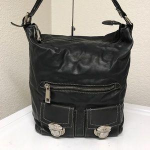 Marc Jacob hobo large leather bag
