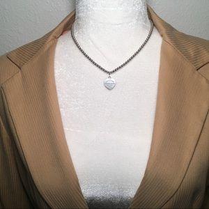 Theory 100% cotton striped textured blazer