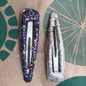 Accessories - LARGE SNAP HAIR CLIPS