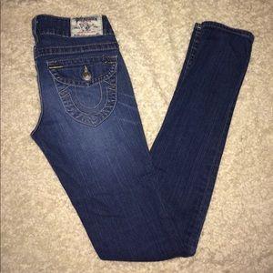 True religion Julie jeans Size 25