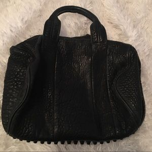 1ST GEN Alexander Wang Rocco Bag Black Authentic