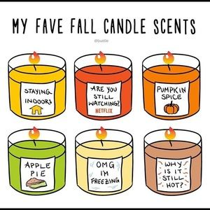 Other - Scented candles