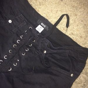 URBAN OUTFITTERS BDG MOTO PANTS