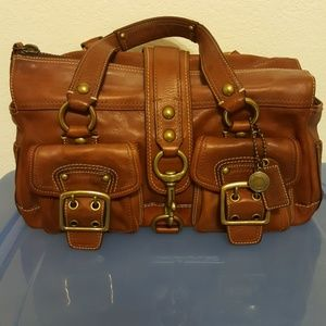 Coach 65th anniversary Legacy satchel #10330
