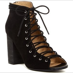 "Chinese Laundry ""Biggest"" Lace Up Bootie"
