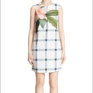 Ted Baker Nayeli Secret Trellis Dress