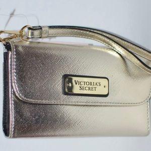 NWT Victoria's Secret iPhone 6-7Plus wallet case