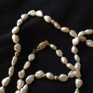 Jewelry - 14k & Pearl Necklace