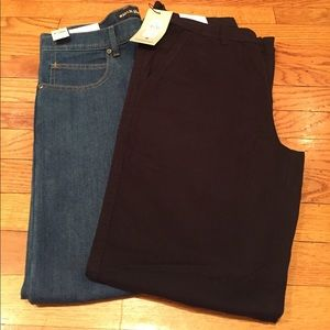 Other - 2 pair of young men's pants