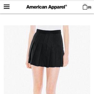 AA Gabardine Tennis Skirt