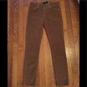 Lucky corduroy skinny pants