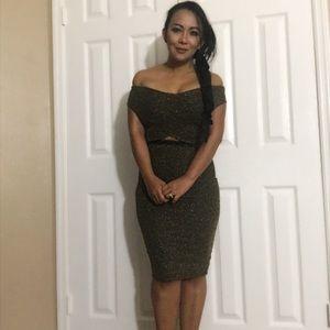 Preloved dress, size M, $20