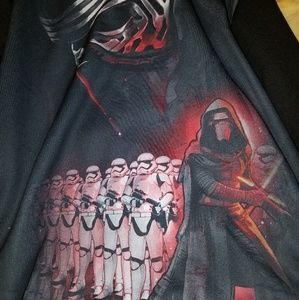Other - Large star warz hoodie