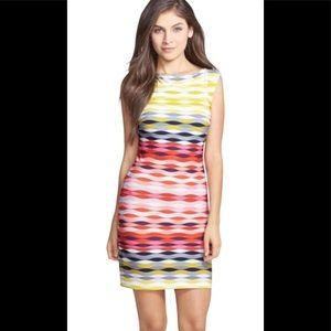 Trina Turk 'Felina' sheath dress