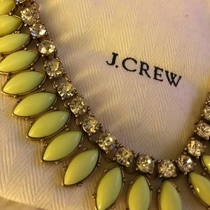 JCREW NECKLACE w/pouch