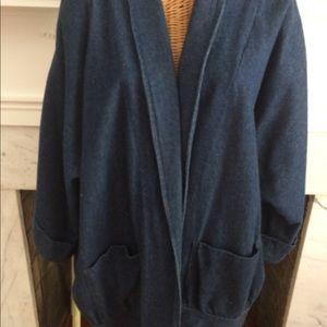 Vintage Oversize Denim Jacket Jaylan 38