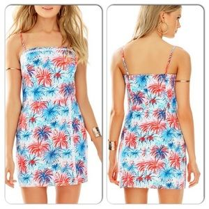 Lilly Pulitzer 4th of July Romper