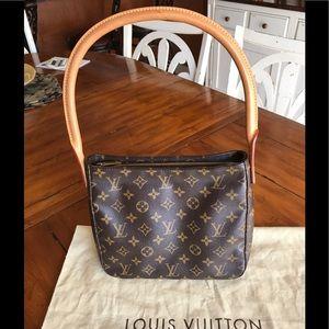 Louis Vuitton looping bag SD1021