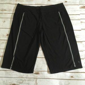 Danskin Now Bermuda athletic shorts