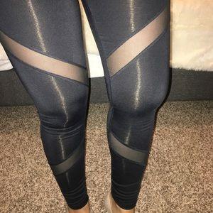 Black Champion workout leggings