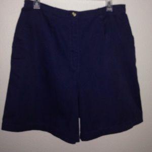Jennifer Moore ladies Shorts SZ 14