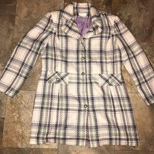 Pea Coat EUC Size 18 Worthington