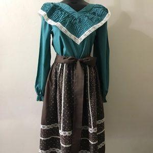 Vintage Prairie Costume