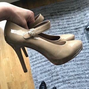 Nude Heels- open to offers!