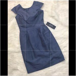 J. Crew 100% Silk Bridesmaid Dress Petite 00 NWT