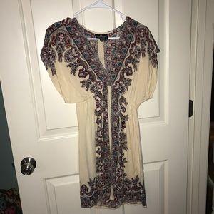 Boutique patterned dress