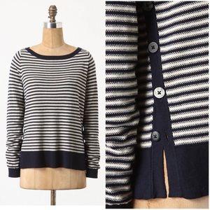 Anthropologie Rosie Neira Shallop Pullover Sz XL