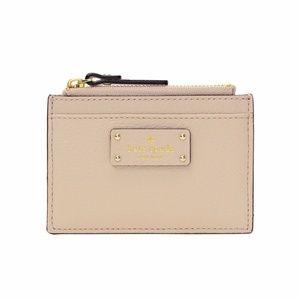 Kate Spade Adi Grove St Leather Card/Cash/ ID/Coin
