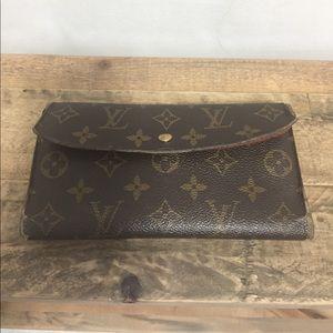 Louis Vuitton Monogram LOVED wallet