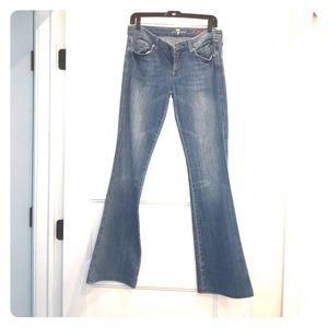 Seven jeans A POCKET SZ 28