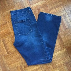 EUC Gap Perfect Boot 31R Jeans