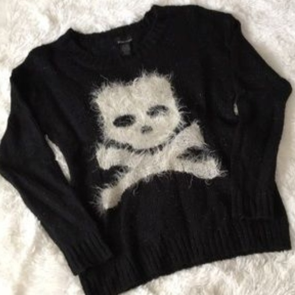 Sweater Project Tops - Skeleton sweater