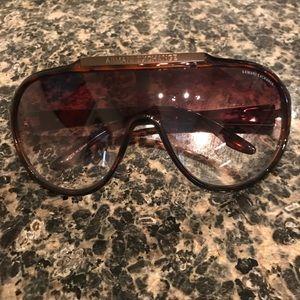 Used Armani Exchange sunglasses. Minor wear.